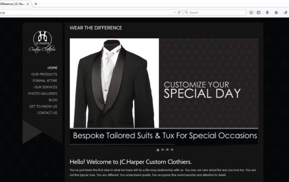 JC Harper Custom Clothiers